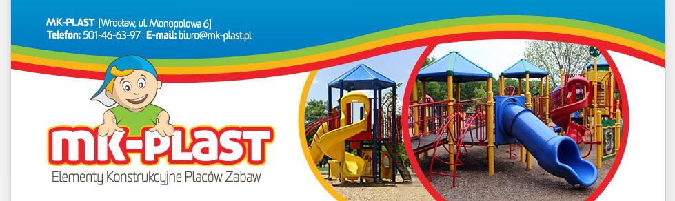 Logo firmy MK-PLAST